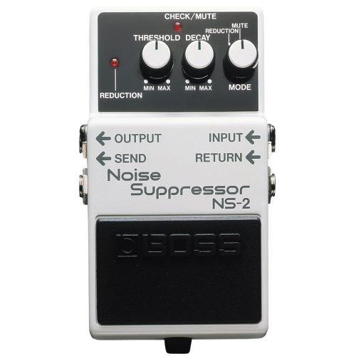 BOSS NS-2 ノイズ・サプレッサーはインギーも感嘆の声を上げるペダル